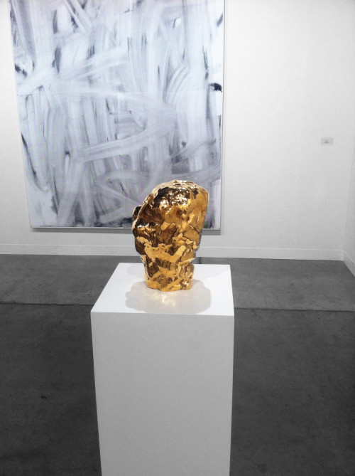 @ Art Basel 2012, Miami Beach. Photograph by me
