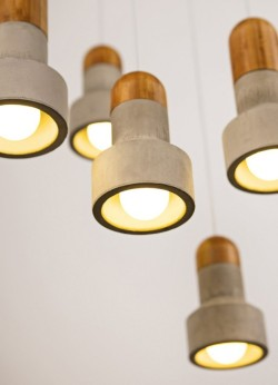 the-designcorner:  And Pendant Light by Bentu Design