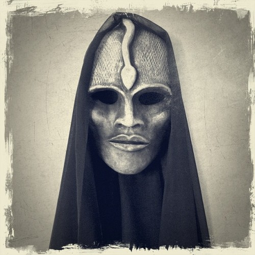 spiritusarcanum:  Hekate the Serpent Girt Masque by Matthew Venus.   Commissioned Piece.