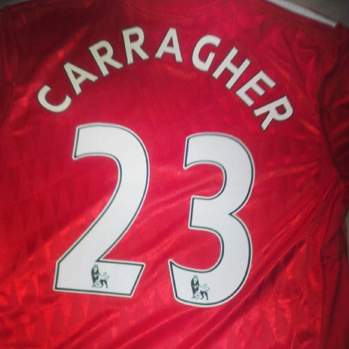 And goodbye you legend. #Carra #ThanksCarra