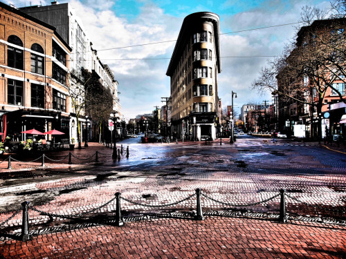 Photo of the Day: Gastown 12-12-12 by Photocafe.
