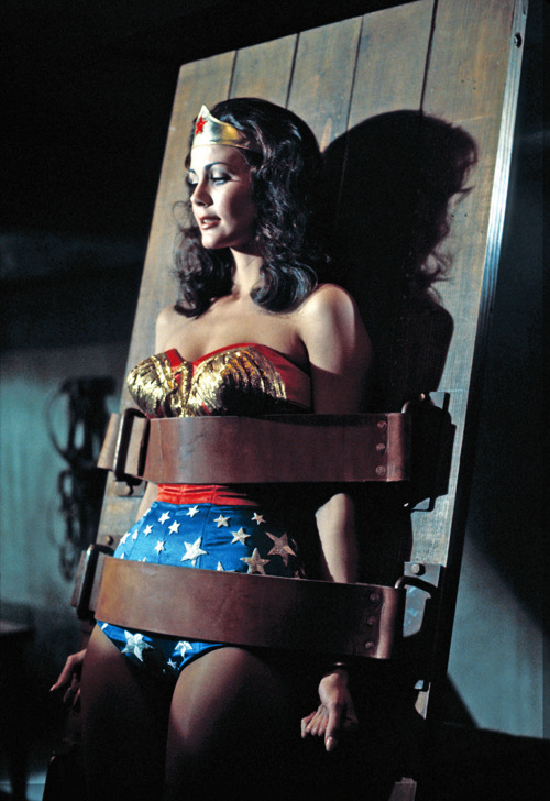 vintagegal:  Lynda Carter as Wonder Woman, 1970s