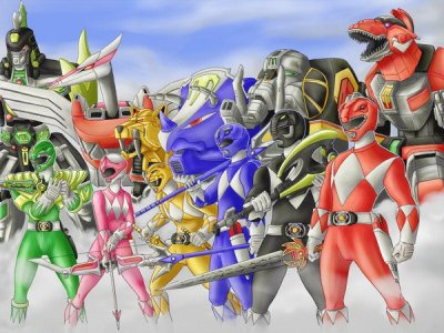 acdub90:  Mighty Morphin
