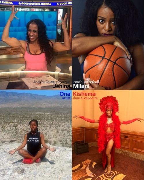 vegan since birth Malik Sisters - Jehina, Milani, Ona, Kishema