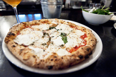 Sotto Casa - Pizza Margherita by nicknamemiket on Flickr.