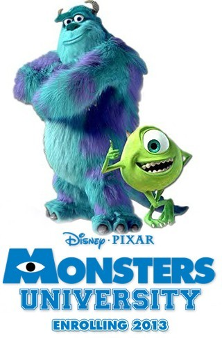 I'm watching Monsters University                        119 others are also watching.               Monsters University on GetGlue.com