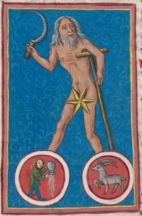 tagaoth:  Saturn from  -Ms. C 54 Zürich ~1459
