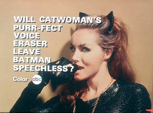 Cat Woman, Julie Newmar