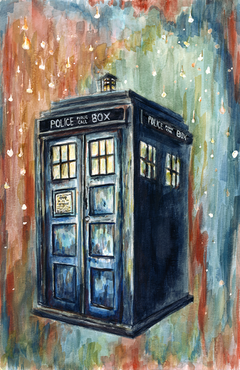 doctorwho:   All of time and spaceby ~LilioTheOne