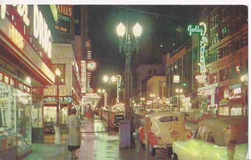 vintagepacificnorthwest:  Broadway - Portland, OR