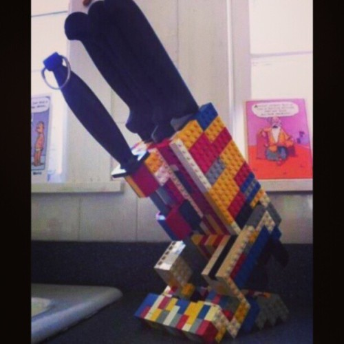 #genius #knife #Lego #creative #love #want #cool