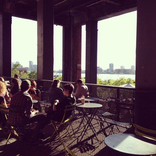 afternoon at the highline #latergram  (at High Line)