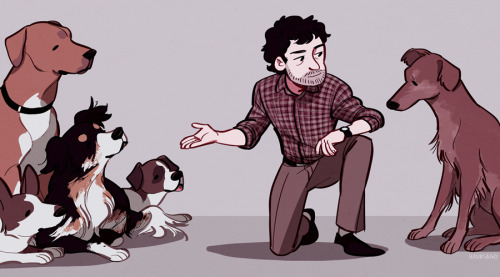 hoursago:  this show has puppies????!!!?