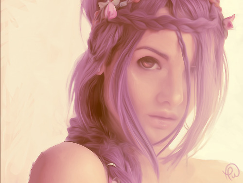 Patchouli And Lavender Another Photoshop piece from tonight.  I seriously need to sleep.