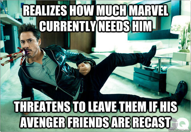 rxlconvoy:  GOOD GUY ROBERT DOWNEY JR.