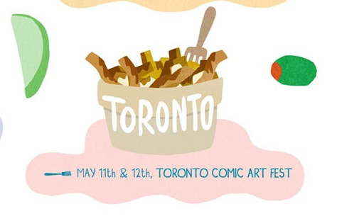 I'm off to TCAF! It occurs to me that I don't think I've ever FLOWN to TCAF, despite having gone for nearly 10 years. Who can pass up the 8 hour drive and harrowing car search at the border? Me apparently, this year!  When my book dropped on the NYT bestsellers list after 2 weeks running, my dad ordered 14 copies online. I told him that I didn't think that was how it worked, but I stand corrected because I'm back up this week! Yay Relish for 3 weeks on the NYT bestsellers list!  Thanks Dad.