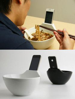 christiandinoor:  The Anti-Loneliness Miso Soup Bowl