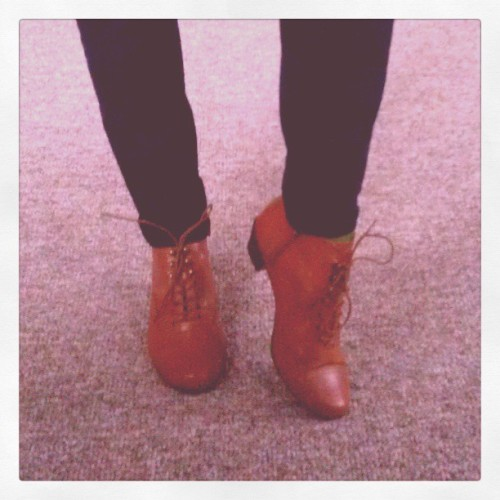 New #boots #shoes #heel #cognac #vegan #letter