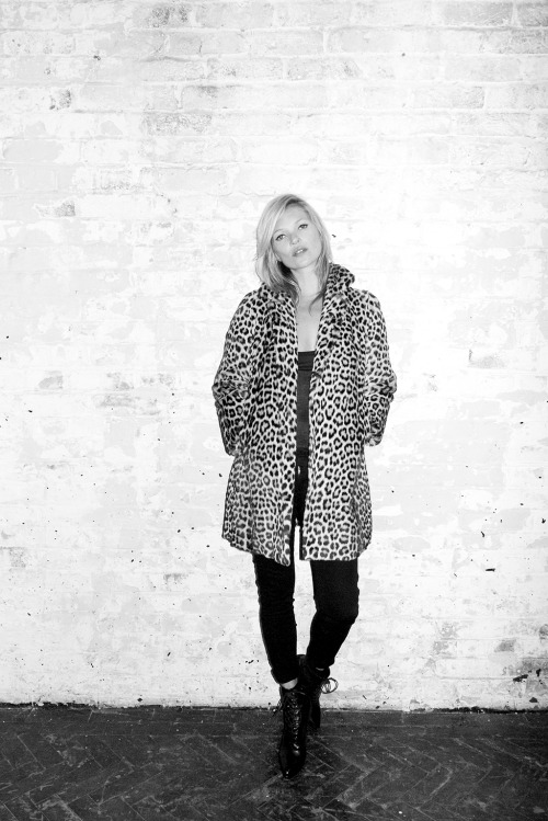 terrysdiary:  Kate Moss at my studio #1