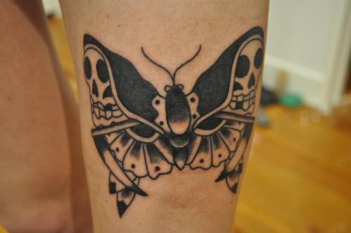 New addition to my thigh =D
