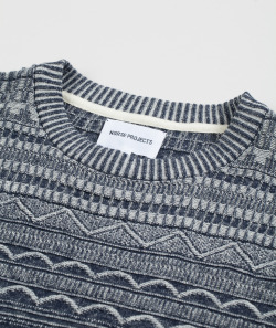 that-shop-we-went-to:  Norse Projects - Allan Rough Knit