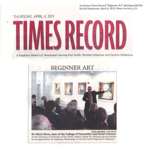 Beginner Art -Times Record