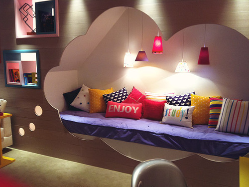 dbeautifulroomsd:  beautiful, bed, bedroom, cama, cloud - inspiring picture on Favim.com op @weheartit.com - http://whrt.it/12IlMMM