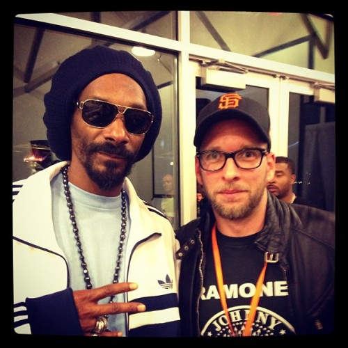 "digthismedia:  @SnoopLion and @cjlea @sxsw2013. We all had a great time…and a fabulous launch at #creatorclubhouse. More information about what we did why and for whom coming up soon on our brand new exciting and inspiring blog. Stay tuned and turn your lighters up!   Wanted to throw a ""West Coast"", but was too impressed to move at all. Such an inspiring artist and human being…"