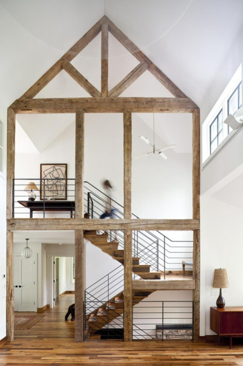 homedesigning:  (via raw wood )