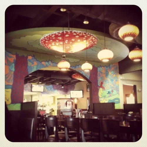 Mellow (at Mellow Mushroom)