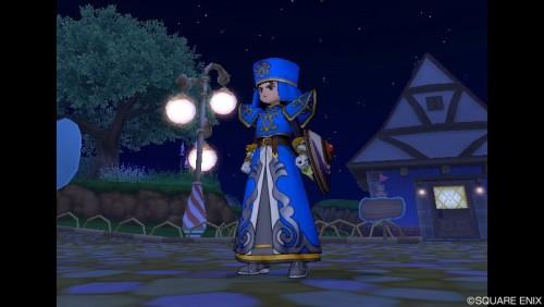 魔法使いに鎧を着せてみた。