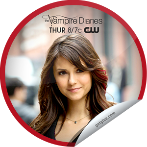 "I just unlocked the The Vampire Diaries: Because the Night sticker on GetGlue                      11398 others have also unlocked the The Vampire Diaries: Because the Night sticker on GetGlue.com                  Damon and Elena take on New York City! Thanks for watching, you've unlocked the ""Because the Night"" sticker.  Share this one proudly. It's from our friends at The CW."