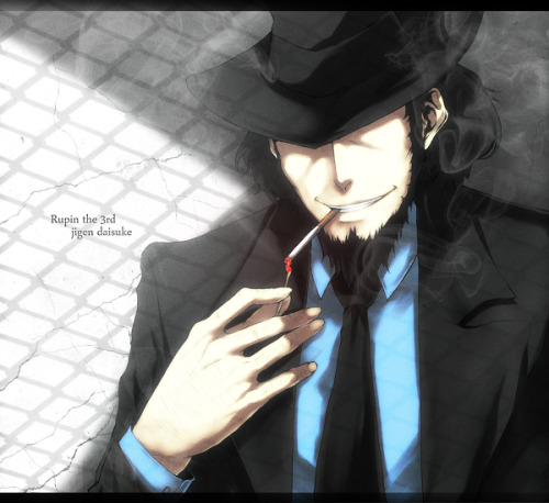theotakusramen:  Lupin The 3rd.