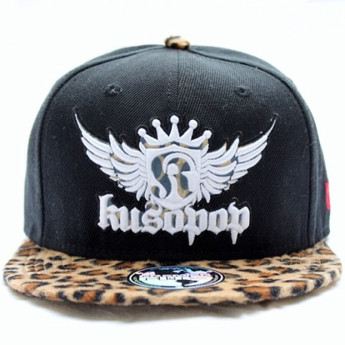 @kusopop x @premierfits signature leopard snapback hat now available at www.kusopop.com/feature Limited to 40 pcs only, get it now!! #kusopop #kazbah #karmaloop #plndr #jackthreads #hypebeast #premierfits #collaboration #snapback #hat #streetwear #fashion