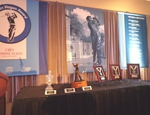 Re-Capping the 2013 Ben Hogan AwardsBy Tom Ward The Ben Hogan Awards dinner was held Monday in Fort Worth. (Photo: Tom Ward) On Monday…View Post