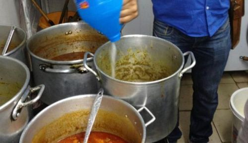 "israelfacts:  A Health Ministry inspector poured bleach over pots full of food in a Sudanese restaurant in Tel Aviv Sunday night. The inspector, from the ministry's district office for Tel Aviv, was participating in a raid by police and municipal inspectors on illegal businesses owned by African migrants. Altogether, the raid shut down 10 businesses in the city's Neveh Sha'anan neighborhood, confiscating their equipment and welding the doors shut. The equipment was then loaded onto vans by other African migrants who had been hired as contract workers. Many diners saw the inspector pouring bleach on the food, and one, asylum-seeker Aladin Abaker from Sudan's Darfur region, posted photos of the incident on his Facebook page. He also described his feelings of humiliation. ""Everyone − except the destroyers − was in tears from the humiliation,"" he wrote. ""The waitress told us, 'I've seen very harsh things in my life, like torture in Sinai, but this humiliated me more than what happened to me in Sinai."" Abaker accused the inspector of ""insensitivity to people and their culture, which sees food as a sacred thing that must be respected,"" and said the raid was aimed at ""embittering our lives so we'll return to Africa 'voluntarily.'"" Altogether, he said, more than 200 kilograms of meat, chicken and fish and over 500 prepared meals were destroyed. The inspectors said they didn't know where the meat came from and therefore feared for the diners' health, Abaker wrote. ""We told them: But this is the only place we've eaten all our meals for four years now, and none of us ever had stomach problems. Even whites eat here."" The Health Ministry responded that inspectors had discovered ""deplorable sanitary conditions, food stored under unsuitable conditions and temperatures, and food from unknown sources. In order to preserve the public's health and that of the diners themselves, it was decided to destroy the food immediately. As part of the process of destroying the food, chemicals suitable to this purpose are used. It should be noted that this was a routine process of food destruction that is no different from other destructions of food/meat."" Tel Aviv's deputy city manager, Ruby Zelof, said the raids were carried out ""to eradicate the undesirable phenomenon of businesses operating illegally, with sanitation and safety problems and illegal connections to electricity and water, and sales of alcoholic beverages without permits."" Haaretz 