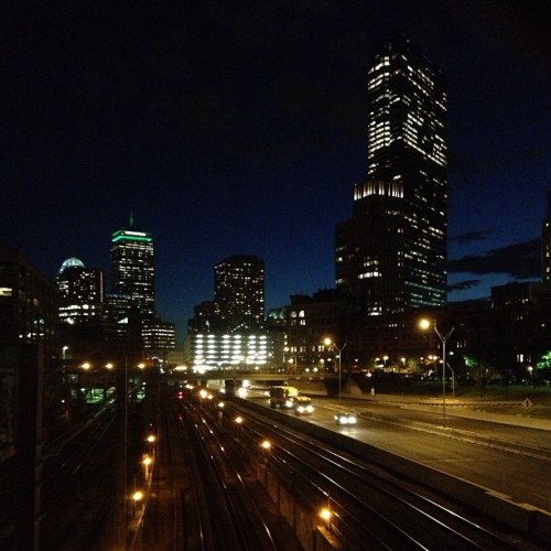 My late night in Boston that never happens. #igersboston #iheartboston