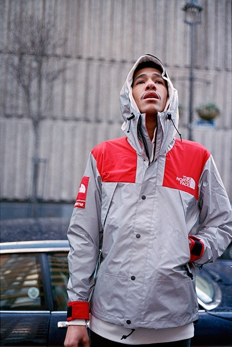 smartstunnas:  Supreme x The North Face S/S 13
