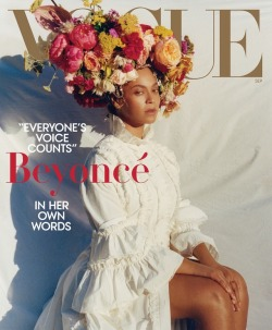 girlsluvbeyonce:VOGUE
