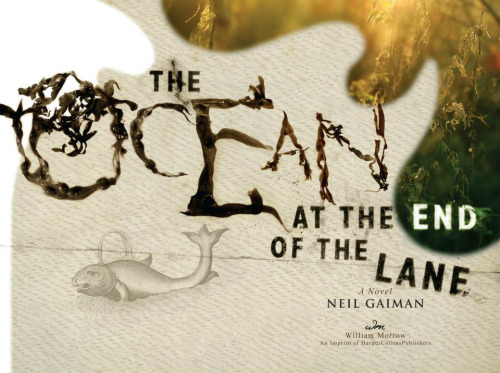 neil-gaiman:  Dave McKean is working on an amazing, special, limited, signed, full-colour, edition of The Ocean at the End of the Lane. It will be published shortly after the normal, print-only edition. There's more information on how to get it at http://j.mp/mckeanOcean