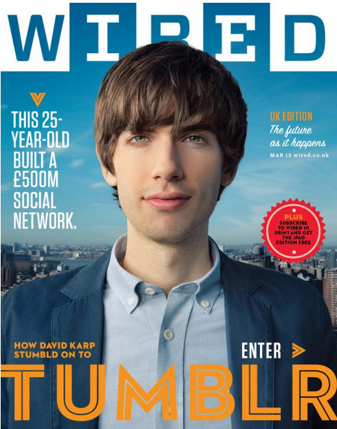 techcrunch:  David Karp's dilemma