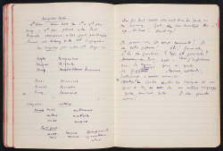 proustitute:  Virginia Woolf's Italian autograph manuscript notebook, 7 June 1916  o_0