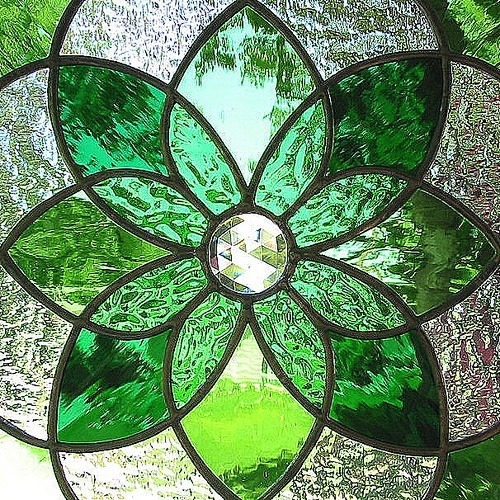 blogbyjoyce:  stained glass