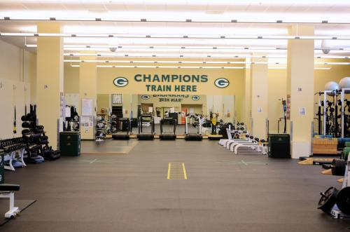 charlottepackerbacker:  Packers offseason workouts begin today. A new season has arrived!