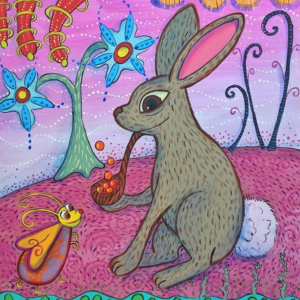 #bubble #pipe and #rabbit
