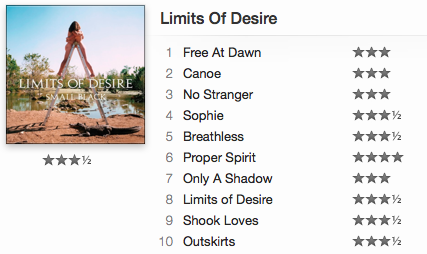 Small Black - Limits of Desire ( itunes / spotify )