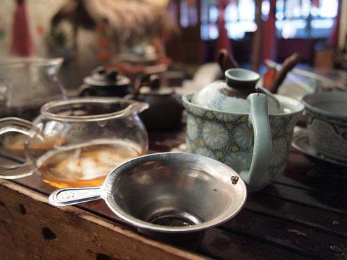 The Best Things I Ate in Seoul, Tokyo, and Beijing | Yunnan's Pu'er tea, Beijing