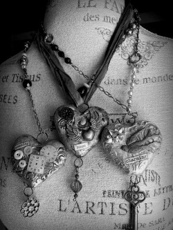 spells-of-life:  Collection of Handmade Vintage Gypsy Necklaces~