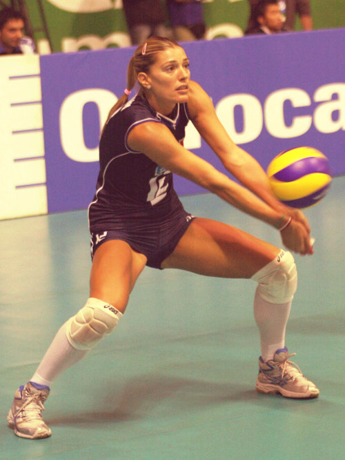 Italy S Girls Volleyball Shoes