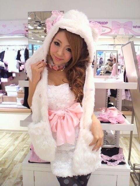 #la pafait#hime gyaru#gyaru#kawaii fashion#kawaiicore#cute#fashion#pinkcore#cutecore